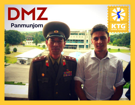 DMZ tours in North Korea