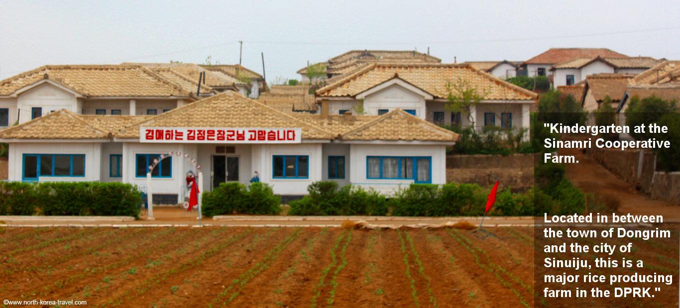 Dongrim, Corea del Norte