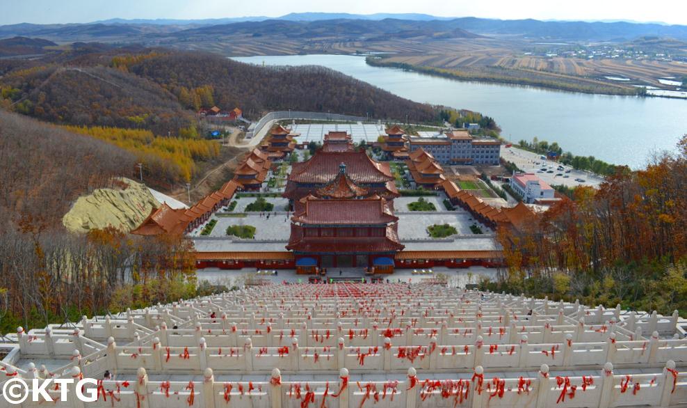 Liu Ding Shan, Dunhua, Yanbian Korean Autonomous Prefecture in Jilin Province, China