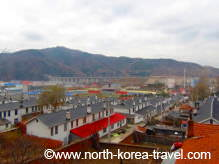 Antu county in the Korean Autonomous Prefecture of Yanbian, near North Korea, China