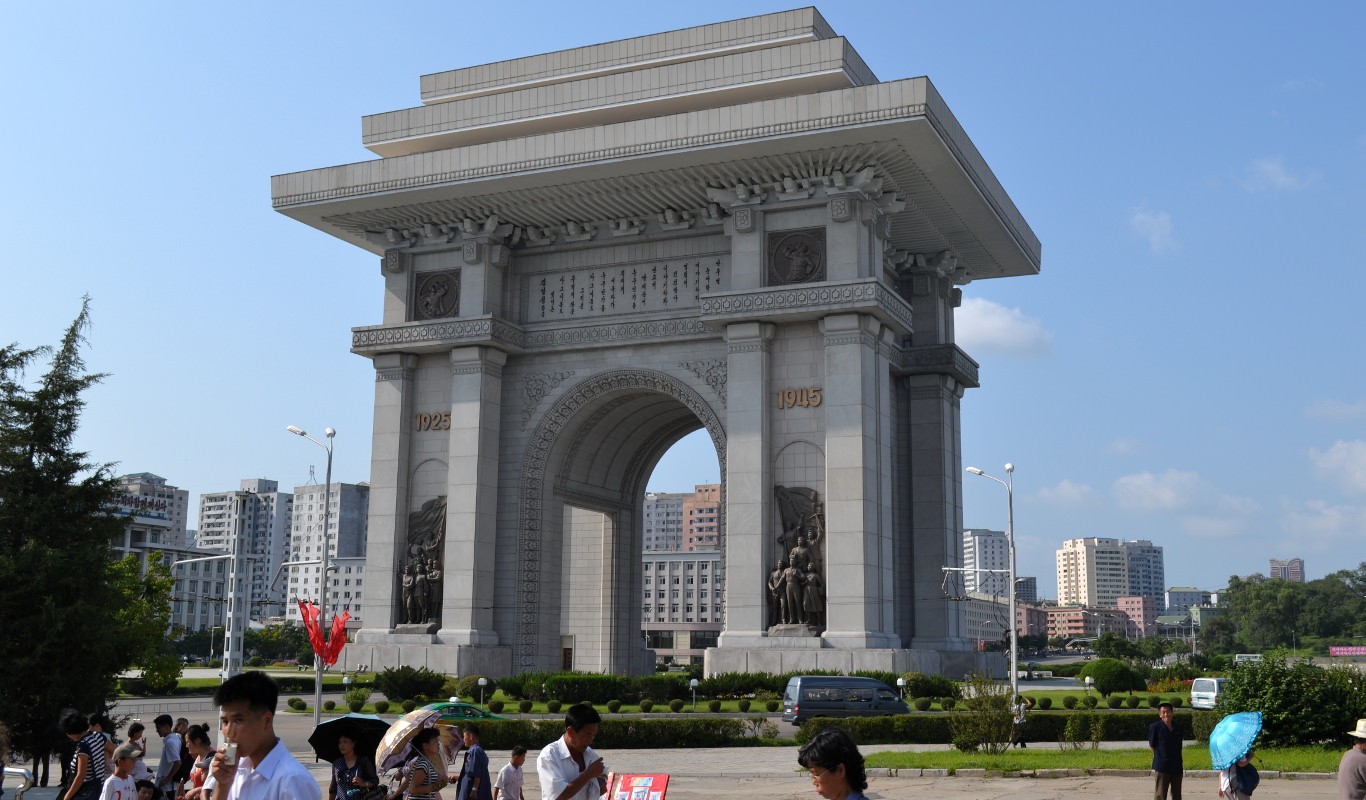 August Tour North Korea Ktg Visit The Dprk In The