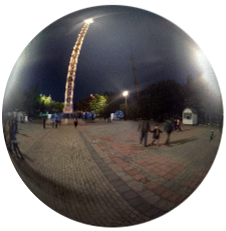 Kaeson Funfair, DPRK 360° images by KTG