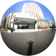 Chongnyon Hotela aka Youth Hotel in Pyongyang, DPRK, North Korea 360°