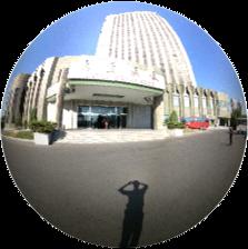 Hotel Chongnyon en Pyongyang, Corea del Norte 360°
