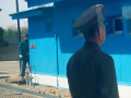 dmz north and south korean soldiers
