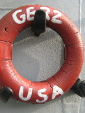USS Pueblo in Pjöngjang, Demokratische Volksrepublik Korea