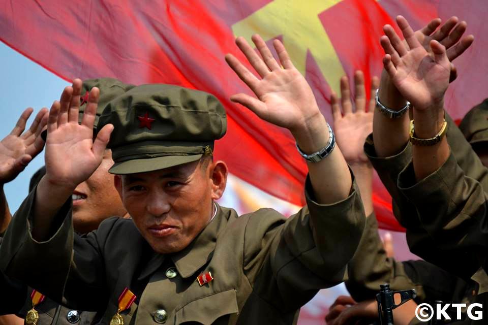 DPRK Military Parade (North Korea)