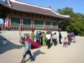 Koreanische Filmstudio auf Pjongjang, Nordkorea