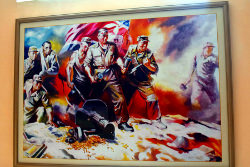 Rason Art Gallery in North Korea. Check it out with KTG® Tours!