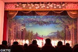 revolutionary opera in Pyongyang, North Korea