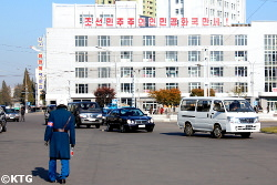 Cars in North Korea (DPRK). Visit Pyonyang and the rest of the country with KTG Tours