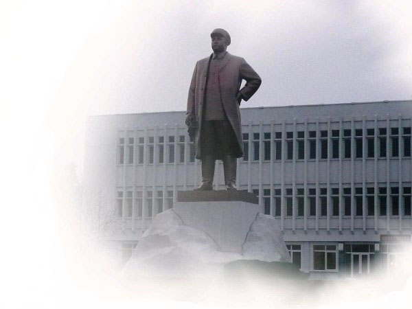 Statue de Kim Il Sung a Wonsan