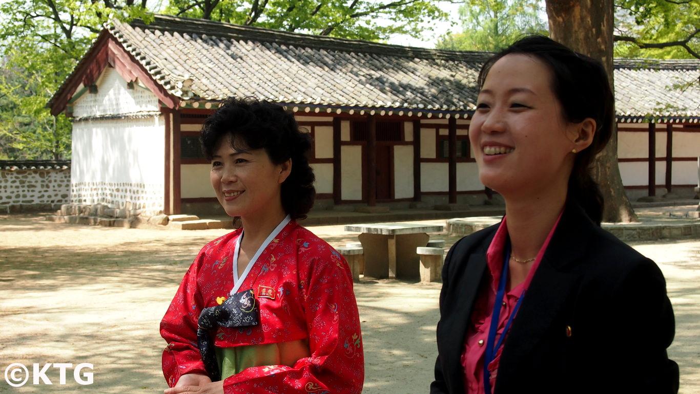 El museo Koryo en Kaeong, Corea del Norte (RPDC). Descubra Corea del Norte con KTG