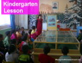 Kim Jong Il childhood - kindergarten class in North Korea