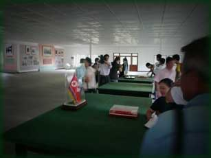 korean war ceasefire room