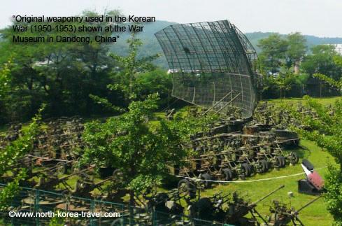 Korean War Museum in Dandong