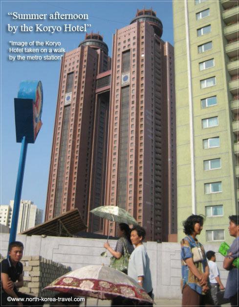 Hotel Koryo en Pyongyang, Corea del Norte
