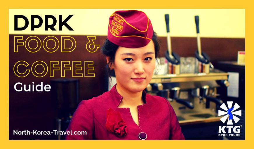 DPRK coffee shop
