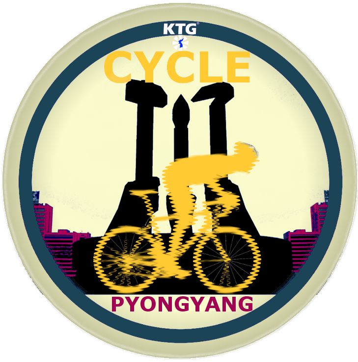 KTG Bike tours in Pyongyang, North Korea (RRDK)