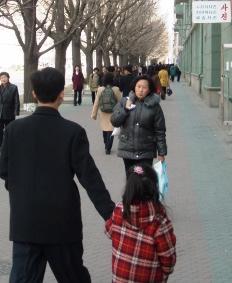 around Pyongyang