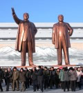 Mansudaemonumentet, Nord-Korea