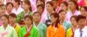 Mass Dances North Korea