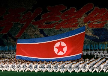 Mass Games Corea del Norte