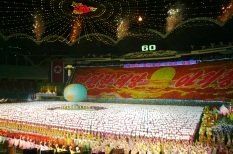 north korean mass games