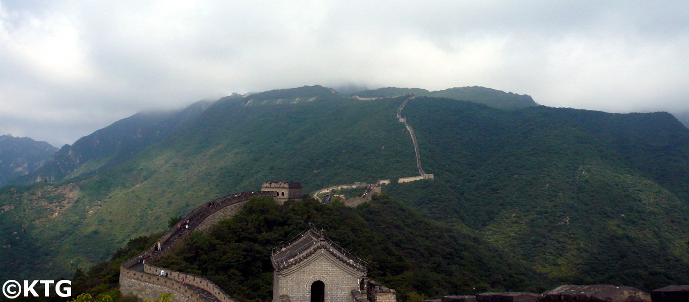 Great Wall tour with KTG, Mutianyu Great Wall