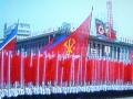 Celebracion del Dia Nacional de Corea del Norte