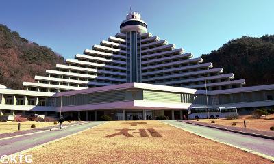 Hyangsan Hotel in North Korea