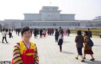 Palacio del Sol Kumsusan, Pyongyang, Corea del Norte