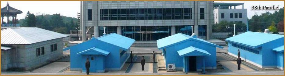 38 th parallel korea