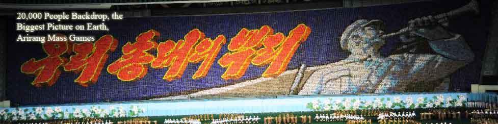 Los Aass Games, Corea del Norte