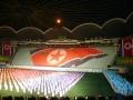 Los Mass Games en el estadio mas grande del mundo