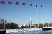 North Korea in December