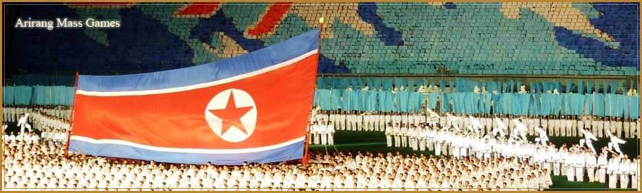 Severní Korea obrázky