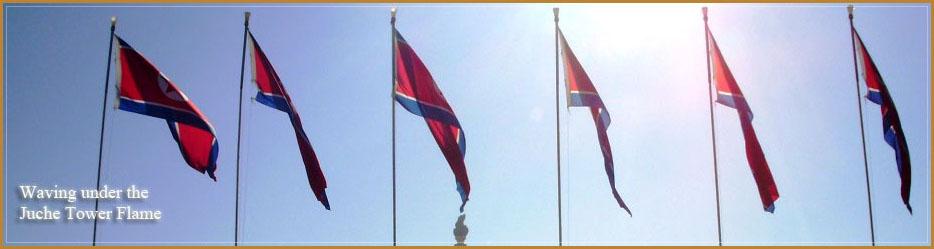 banderas corea del norte