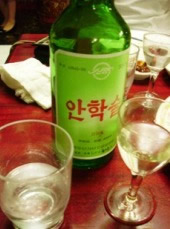 North Korean Soju