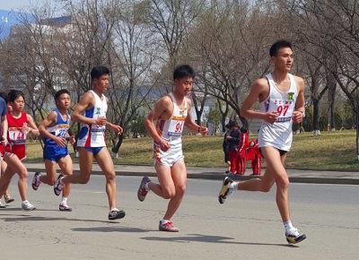 Pyongyang Autumn Marathon