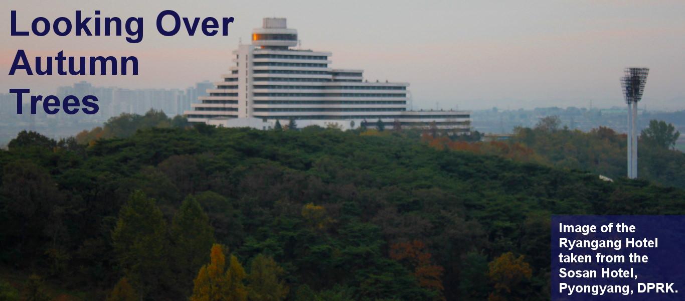 Ryanggang Hotel in North Korea