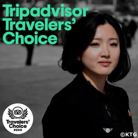 KTG TripAdvisor travelers' choice 2020