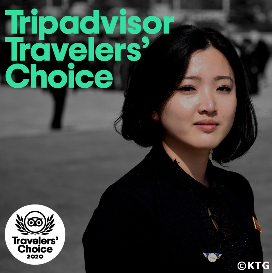 Tripadvisor 2020 Travelers choice KTG Tours