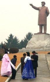 Marriage in Hamhung, Norrh Korea