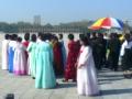 Mausoleo de Kim Il Sung, Corea del Norte