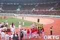 Estadio Kim Il Sung en Pyongyang, Corea del Norte
