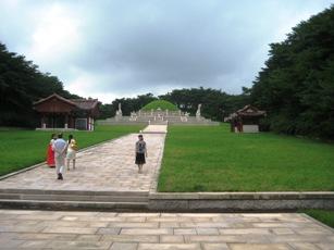 Tumbas de Koryo en Kaesong