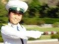 Dirigiendo el trafico en Corea del Norte