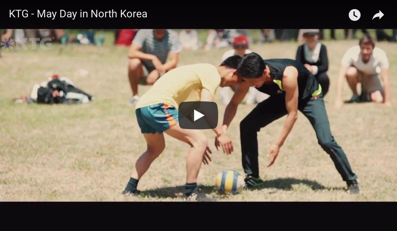 videos de Corea del Norte