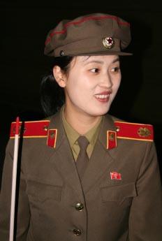 museo de la guerra en Corea del Norte